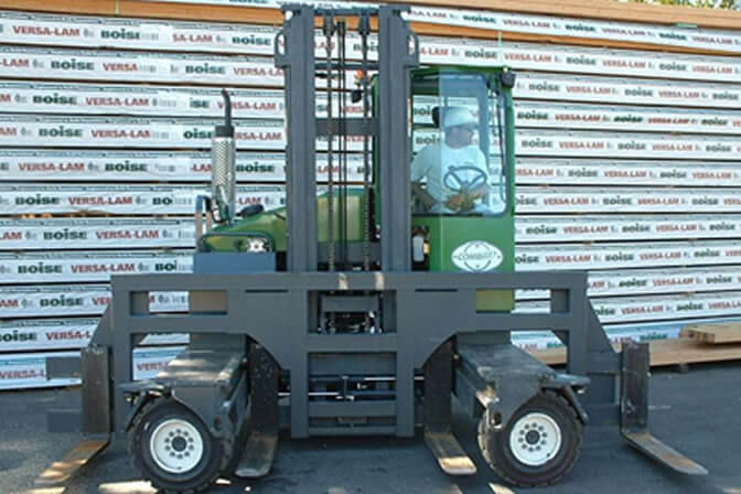 combilift for sale singapore