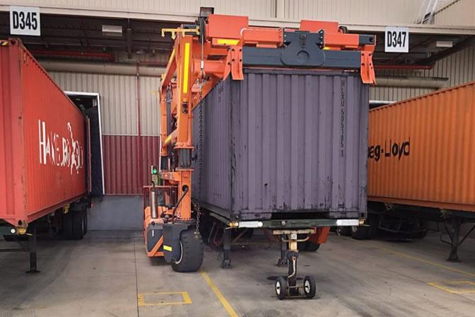 Efficient Dock Loading