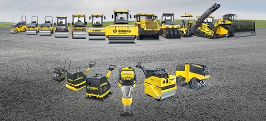BOMAG Products