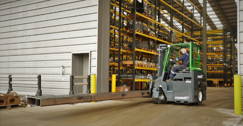 Electric Forklift, Multi Directional Forklift